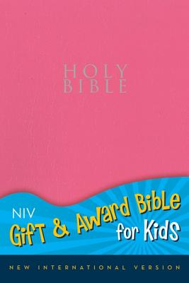 Image for NIV Gift and Award Bible for Kids Pink