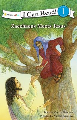 Image for Zacchaeus Meets Jesus (I Can Read)