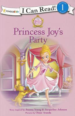 Princess Joy's Party (I Can Read! / Princess Parables), Young, Jeanna; Johnson, Jacqueline Kinney