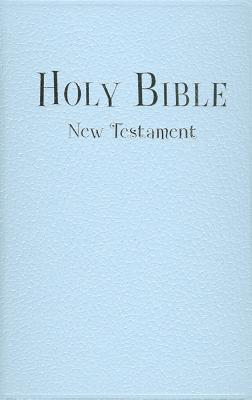Image for NIV Tiny Testament Bible-Blue