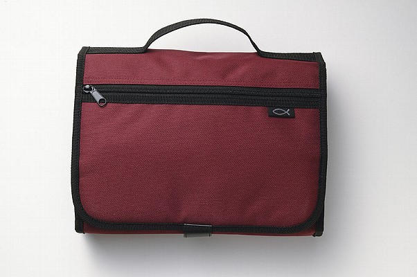 Image for Tri-Fold Organizer Cranberry LG