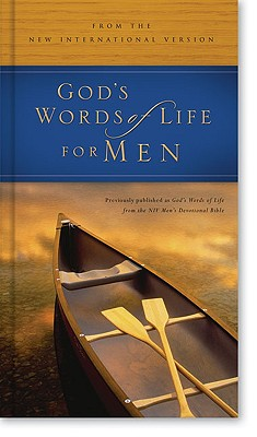 Image for Gods Words of Life for Men: from the NIV Mens Devotional Bible Deluxe
