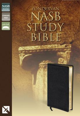 Image for NASB Study Bible, Black
