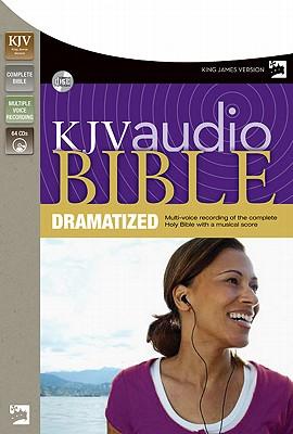 Image for KJV Complete Bible Dramatized Audio