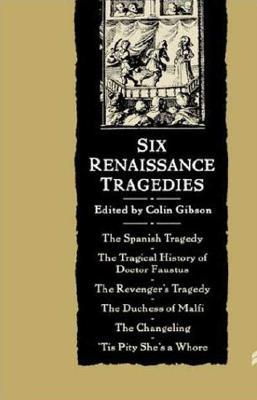 Image for Six Renaissance Tragedies