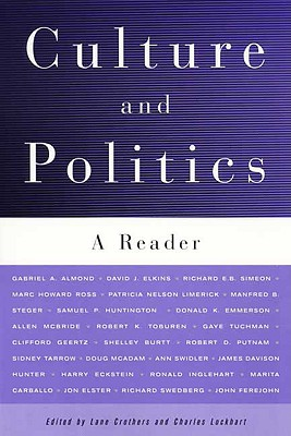 Image for Culture and Politics: A Reader