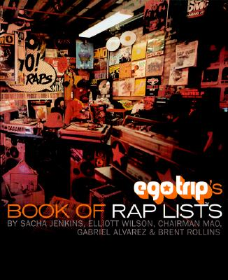 Image for Book of Rap Lists
