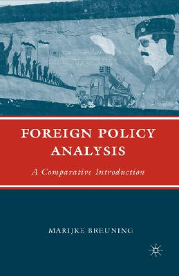 Image for Foreign Policy Analysis: A Comparative Introduction