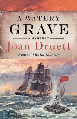 A Watery Grave (Wiki Coffin Mysteries), Druett, Joan