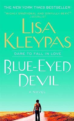 Blue-Eyed Devil: A Novel, Kleypas, Lisa