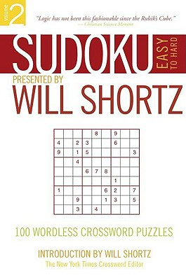Image for Sudoku: Easy to Hard: 100 Wordless Crossword Puzzles