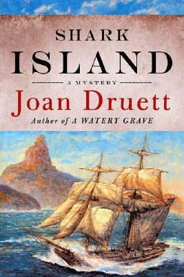Shark Island: A Wiki Coffin Mystery (Wiki Coffin Mysteries), Druett, Joan