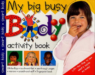 Image for My Big Busy Body Activity Book