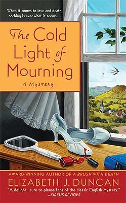 Cold Light of Mourning, Duncan, Elizabeth J.
