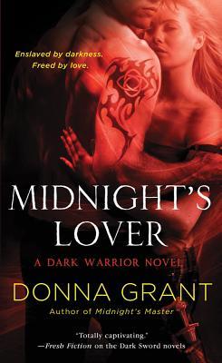 Image for Midnight's Lover (Dark Warrior)
