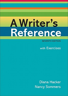 Image for A Writer's Reference with Exercises