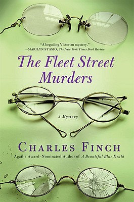 The Fleet Street Murders, Finch, Charles