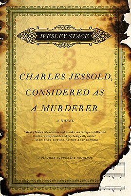 Image for Charles Jessold, Considered as a Murderer