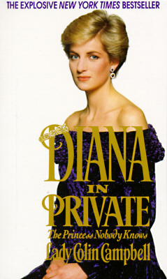 Image for DIANA IN PRIVATE