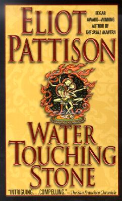 Image for Water Touching Stone (Inspector Shan Tao Yun Novels)