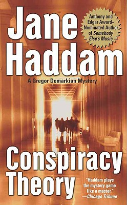 Conspiracy Theory  A Gregor Demarkian Novel, Haddam, Jane