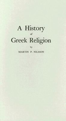 Image for A History of Greek Religion