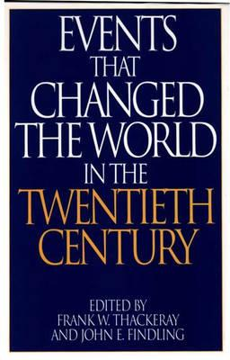 Image for Events That Changed the World in the Twentieth Century