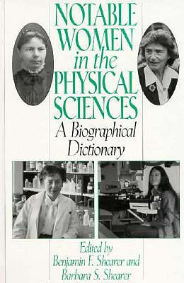 Image for Notable Women in the Physical Sciences: A Biographical Dictionary (377)