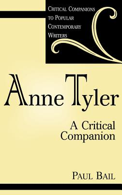 Image for ANNE TYLER A CRITICAL COMPANION