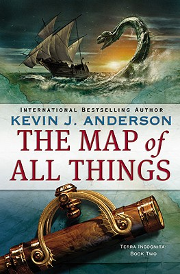 Map Of All Things, The, Anderson, Kevin J.