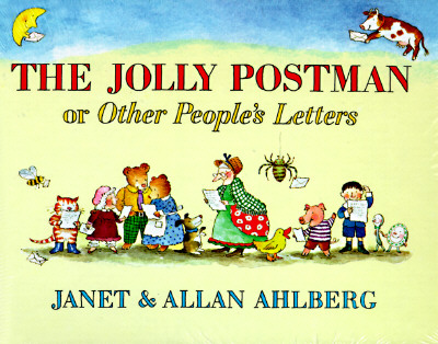 Image for The Jolly Christmas Postman