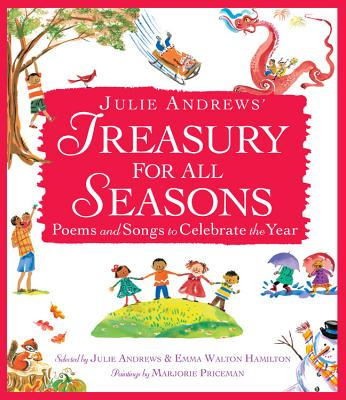 Image for Julie Andrews' Treasury for All Seasons: Poems and Songs to Celebrate the Year