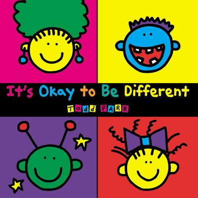 Image for It's Okay To Be Different (Todd Parr Classics)
