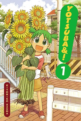 YOTSUBA & ! 1, AZUMA, KIYOHIKO