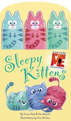 Image for SLEEPY KITTENS (DESPICABLE ME)