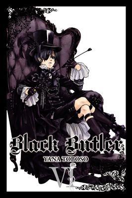 Image for Black Butler, Vol. 6