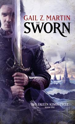 SWORN, THE, MARTIN, GAIL