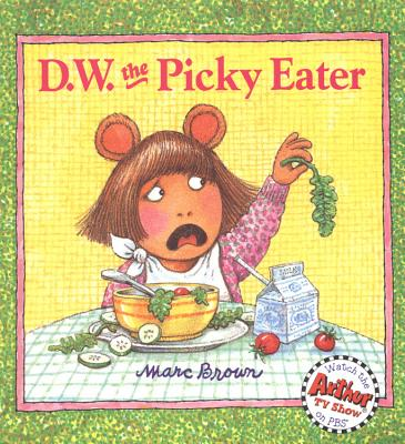 Image for D.W. THE PICKY EATER
