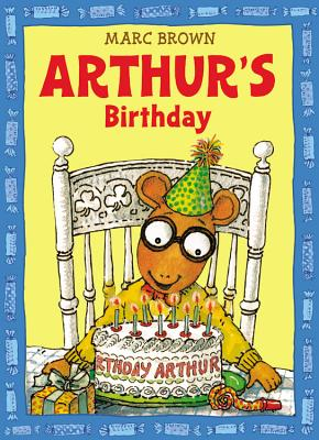 Arthurs Birthday, MARC TOLON BROWN