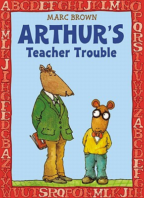 Image for Arthur's Teacher Trouble (Arthur Adventure Series)