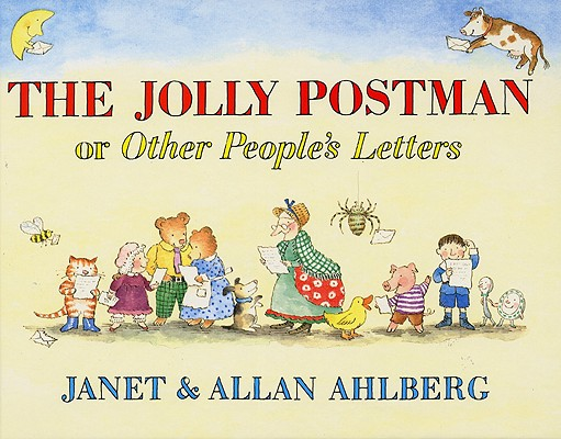 Image for Jolly Postman or Other People's Letters