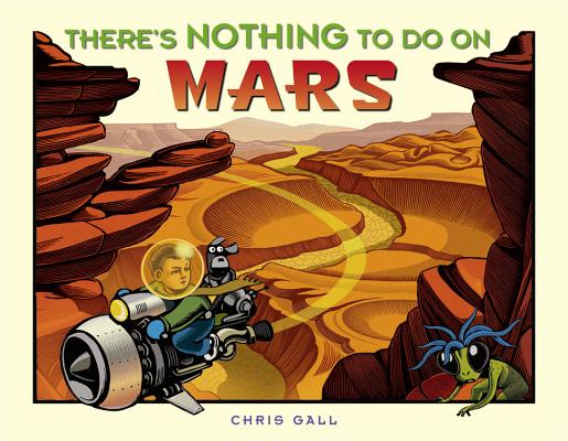 Image for THERE'S NOTHING TO DO ON MARS