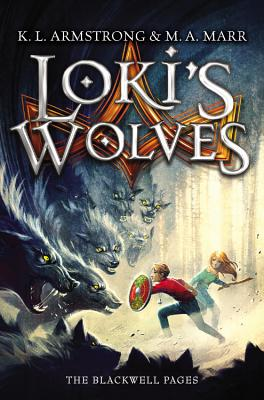 Image for Loki's Wolves (Blackwell Pages)