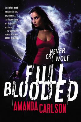 Image for Full Blooded (Jessica McClain)