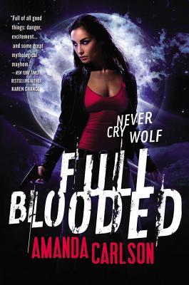 Full Blooded (Jessica McClain), Amanda Carlson