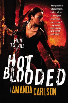 Image for Hot Blooded (Jessica McClain)