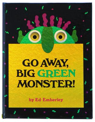 Image for Go Away, Big Green Monster!