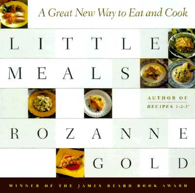 Image for Little Meals: A Great New Way to Eat and Cook