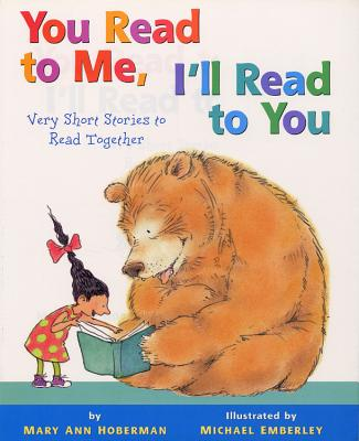 Image for You Read to Me, I'll Read to You: Very Short Stories to Read Together