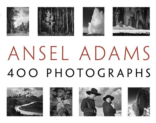 Image for Ansel Adams: 400 Photographs